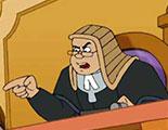 سايبردود  يدافع عن حق التكلم في المحكمة (2-12)