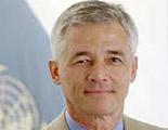 السيد سيرجيو فييرا دي ميلّو، المفوض السامي لحقوق الإنسان التابعة للأُمم المتحدة، ٢٠٠٢– ٢٠٠٣